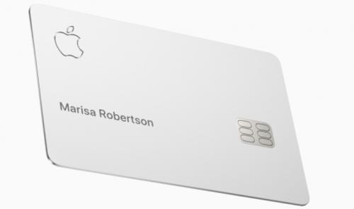 Apple Card er nyt kort fra Apple