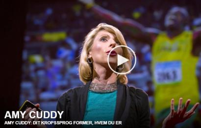 Dit kropssprog kan forme dig som person – læs og se video