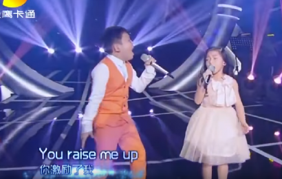 X-Factor go home!! Hør lige de her to kinesiske børn synge