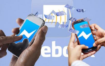 Facebooks messenger åbner for pengeoverførsler