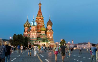 Rusland er ved at tø op med hensyn til klimakrisen – og rent bogstaveligt