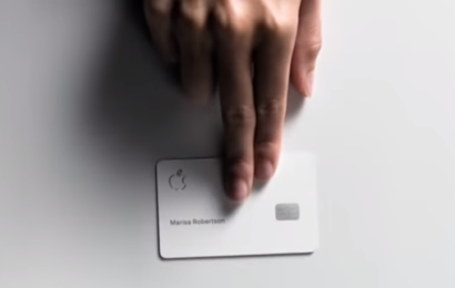 Apple hopper med på tech-bank bølgen og introducerer Apple Card