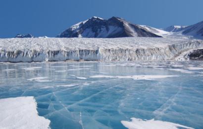 Gode klimanyheder: Antarktis grundfjeld hæver sig og det kan måske redde os fra havstigninger
