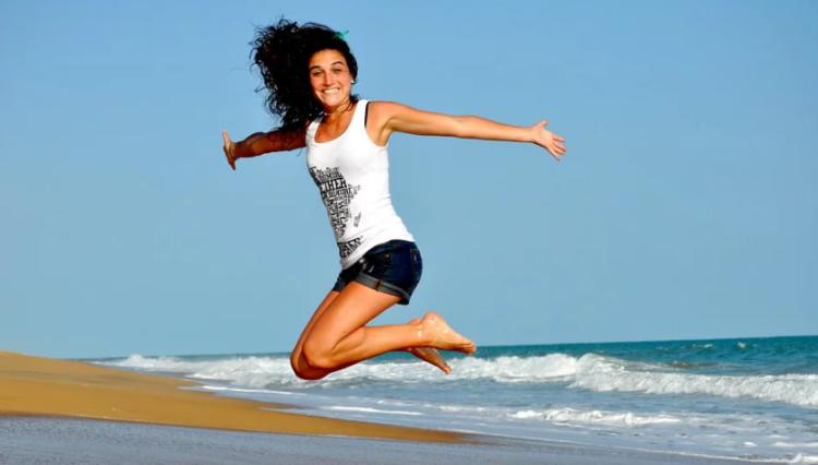 Vinterbadning giver sundhed og velvære efter turen i de kolde bølger