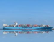 Mærsk søsætter CO2 neutralt skib 7 år før planlagt