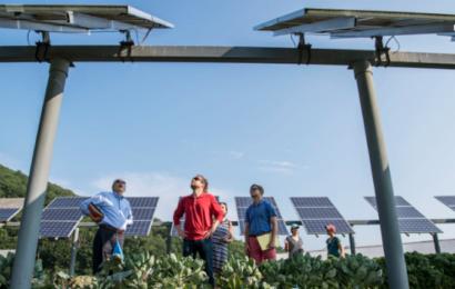 Ny udvikling indenfor bæredygtig energi og CO2 opsamling gør seriøse fremskridt