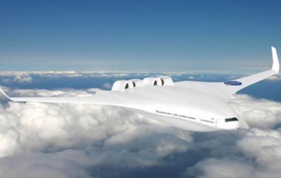 NASA i kommerciel luftfart med nyt superfly?