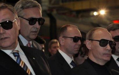 Ruslands økonomi er mindre end Italiens og 40 procent styres af kriminelle
