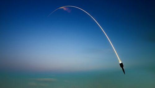 Raketfart