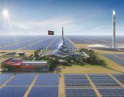 Mega solcelleparker skyder op overalt i verden