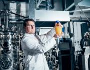 NASA teknologi gør det muligt at lave sund mad af CO2, vand og solenergi