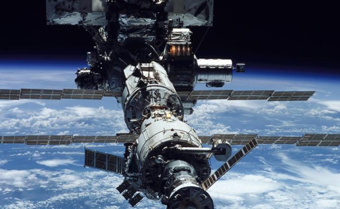 Rumstation producerer kød i rummet for første gang