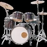 Trommesæt og tilbehør til trommer