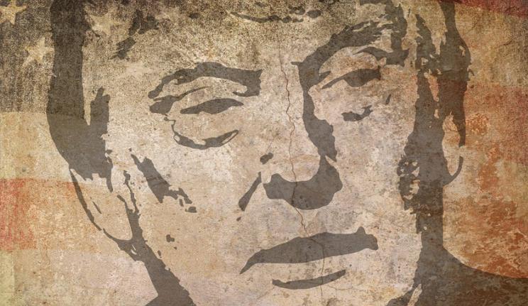 Selv Trump indrømmer det: Han kommer til at tabe valget