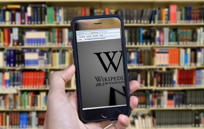 Wikipedia vil være den største søgemaskine
