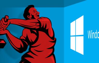 Windows 10 opgradering overtrådte den danske lovgivning
